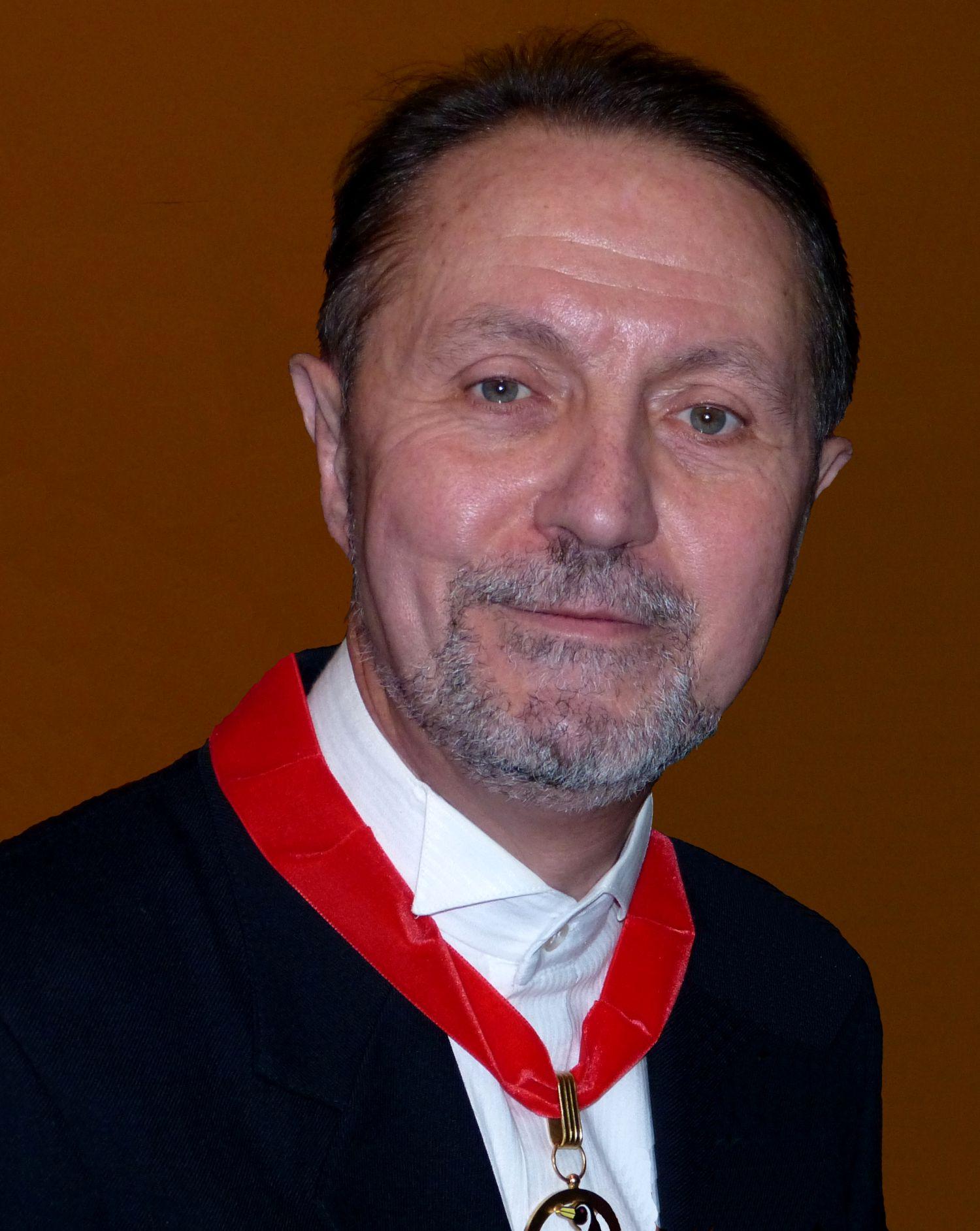 Bernard Dandoy : Grand Bailli