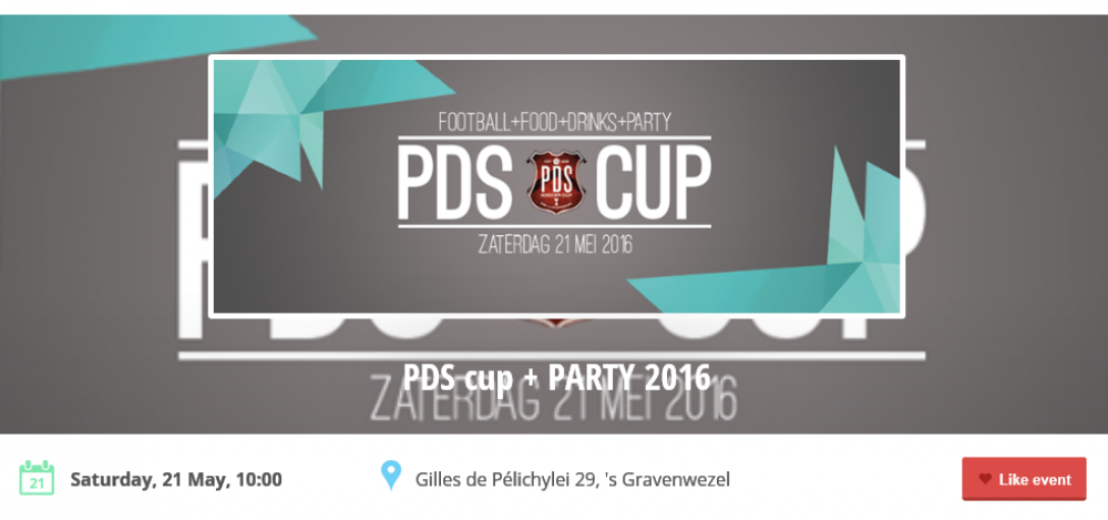 PDS CUP 2016