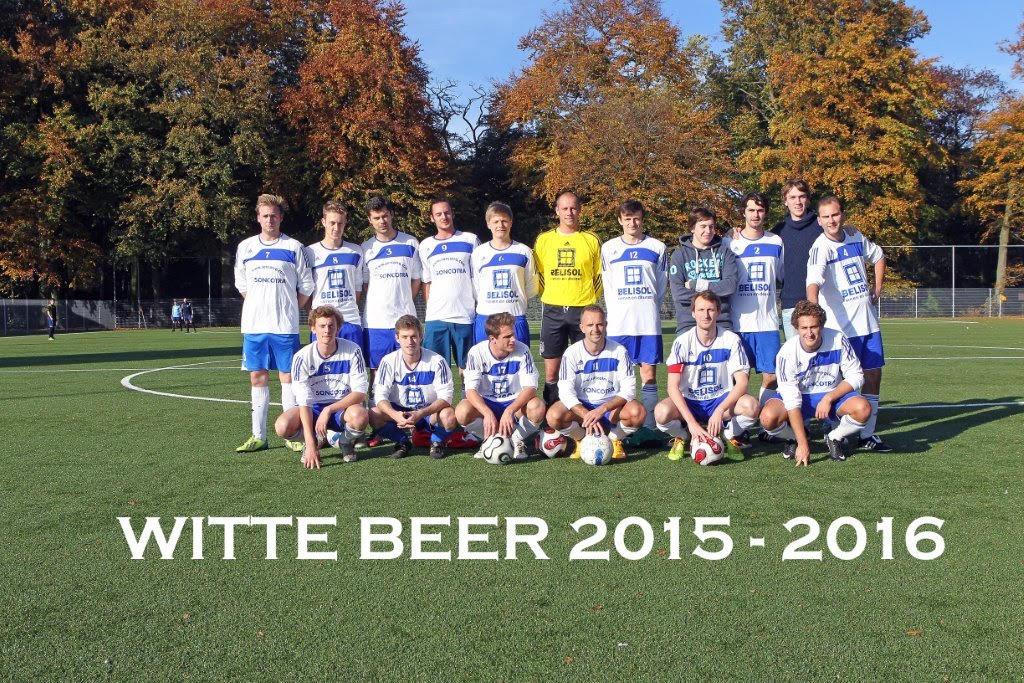 voetbalploeg Witte Beer